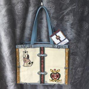 Brighton Canvas Bag